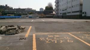 駐車場(六本木)⑯